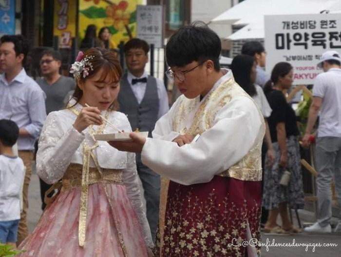 Visiter Jeonju