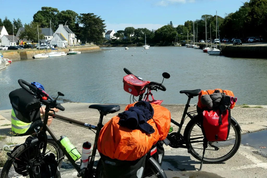 La Bretagne Sud à vélo