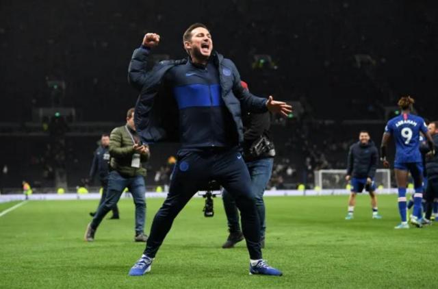 Frank Lampard le ganó la pulseada a Mourinho en la Premier League
