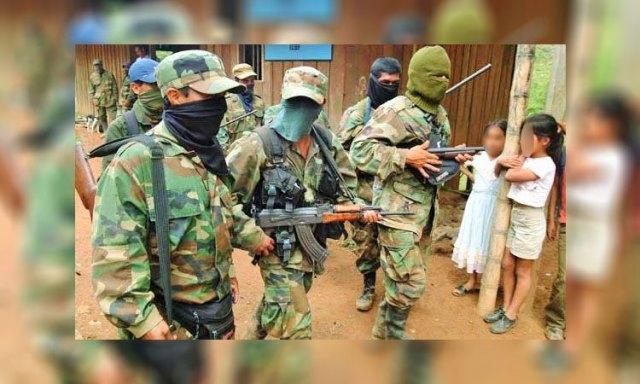 paramilitares-Menores
