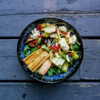 Vegan Bara Chirashi Bowl