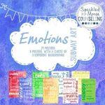 Emotions Subway Art