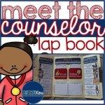 Meet the Counselor Lap Book