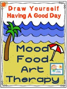 Draw A Good Day: CBT Art Therapy