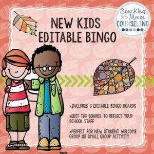 New Kids Bingo