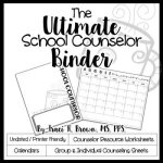 Ultimate School Counselor Planner