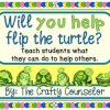 Will You Help Flip the Turtle? What You Can Do to Help