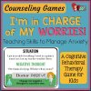 I'm in Charge of My Worries: A Counseling Game