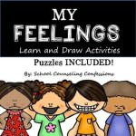 My Feelings: Learn and Draw Activities