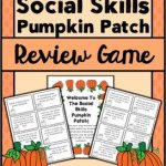 Social Skills Pumpkin Patch Review Game