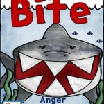Things that Bite!: Anger Management Cut and Paste Activity