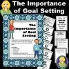 Importance of Goal Setting Lesson