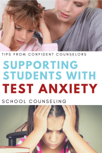 Supporting Students with Test Anxiety