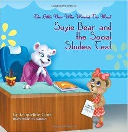 Suzie Bear and the Social Studies Test
