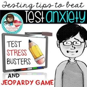 Testing Tips to beat test anxiety
