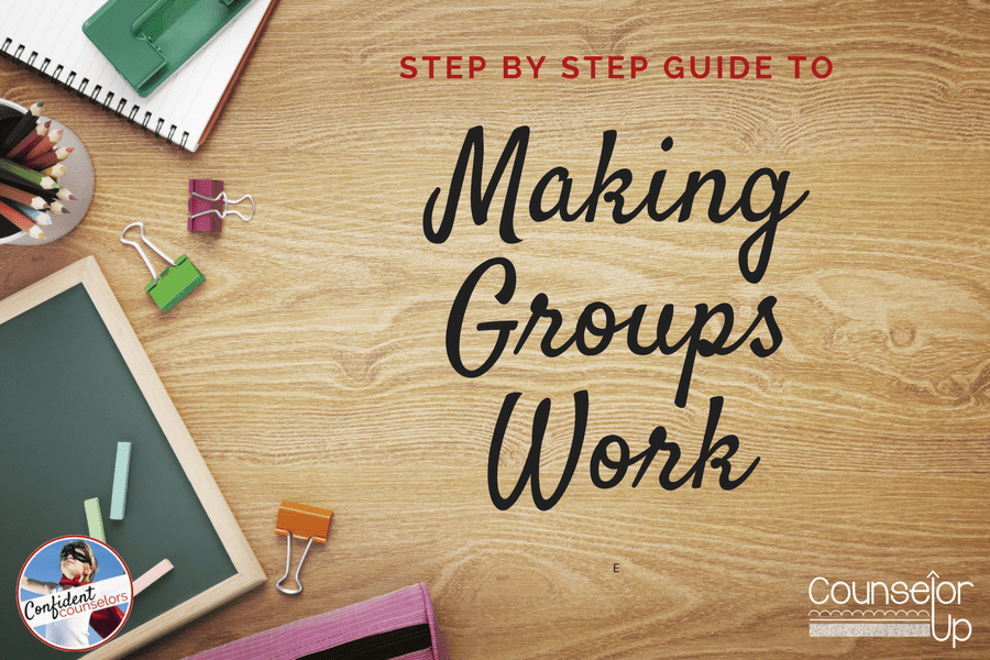Making Counseling Groups Work