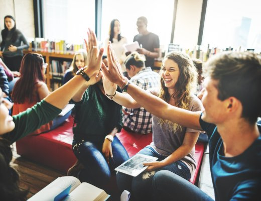 Student-Led School-Community Engagement