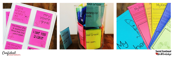 10 Minute Kindness Activities for the Classroom and Counseling