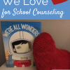books for school counseling wonder