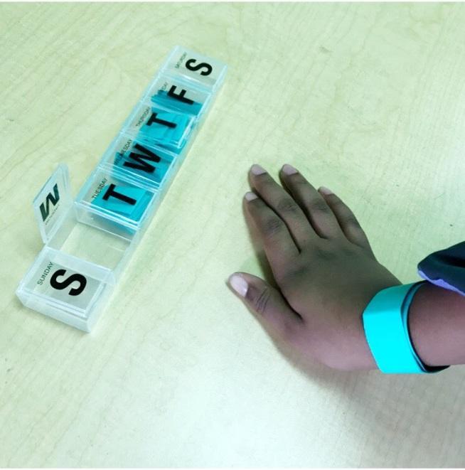 Pillboxes - Behavior targets