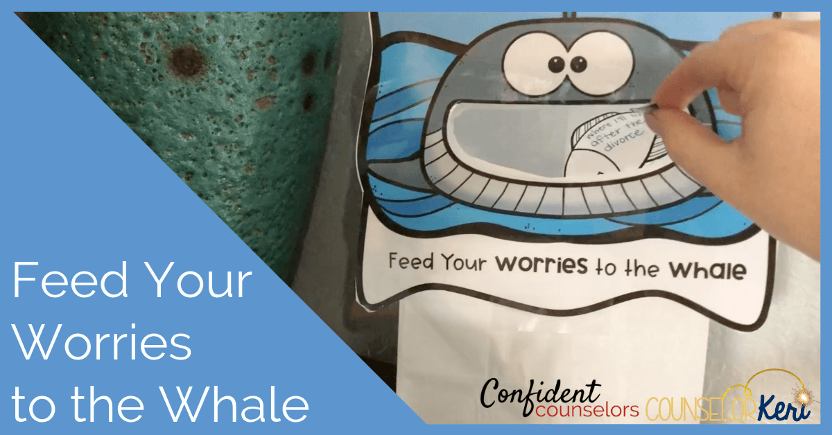 10 Ways School Counselors Can Help Kids With Worry: Use these worry strategies to help your students manage their worries at school. Help your students with these school counseling worry activities.