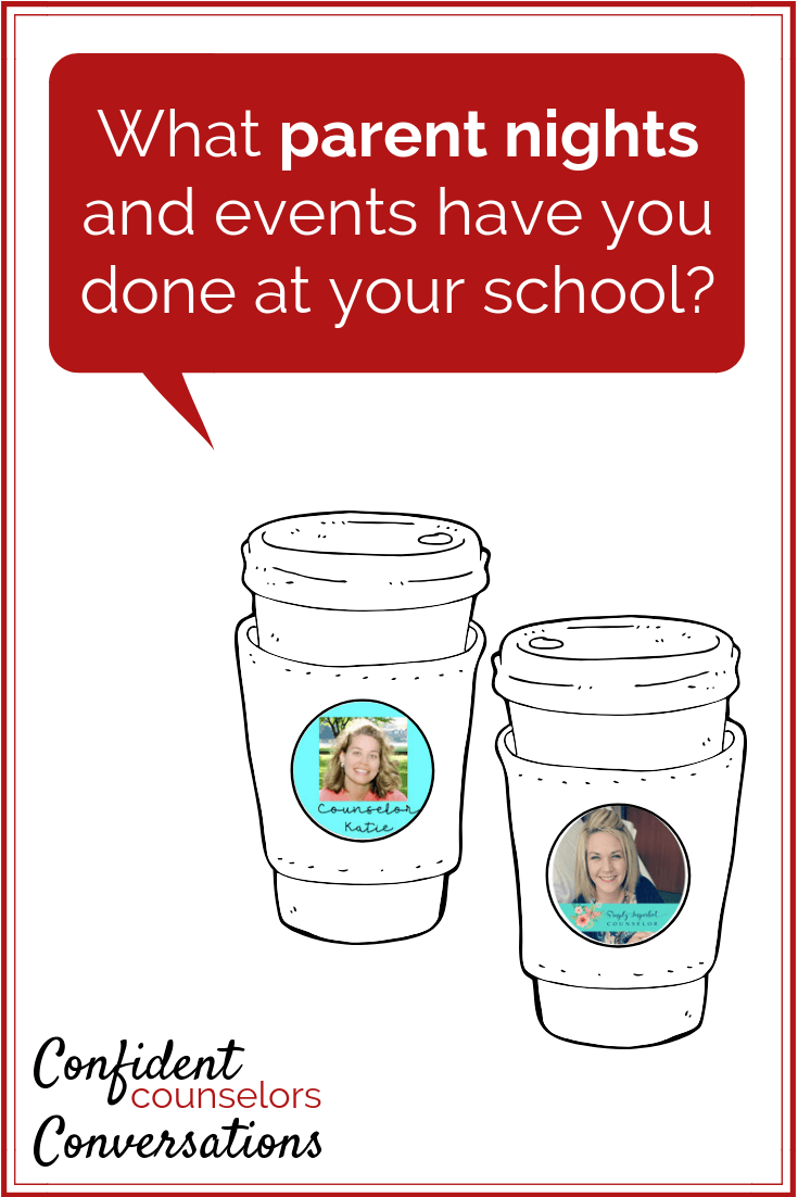 As a school counselor what parent events have you done? Running parent events can be a great way for a school counselor to extend and reinforce their school counseling program.