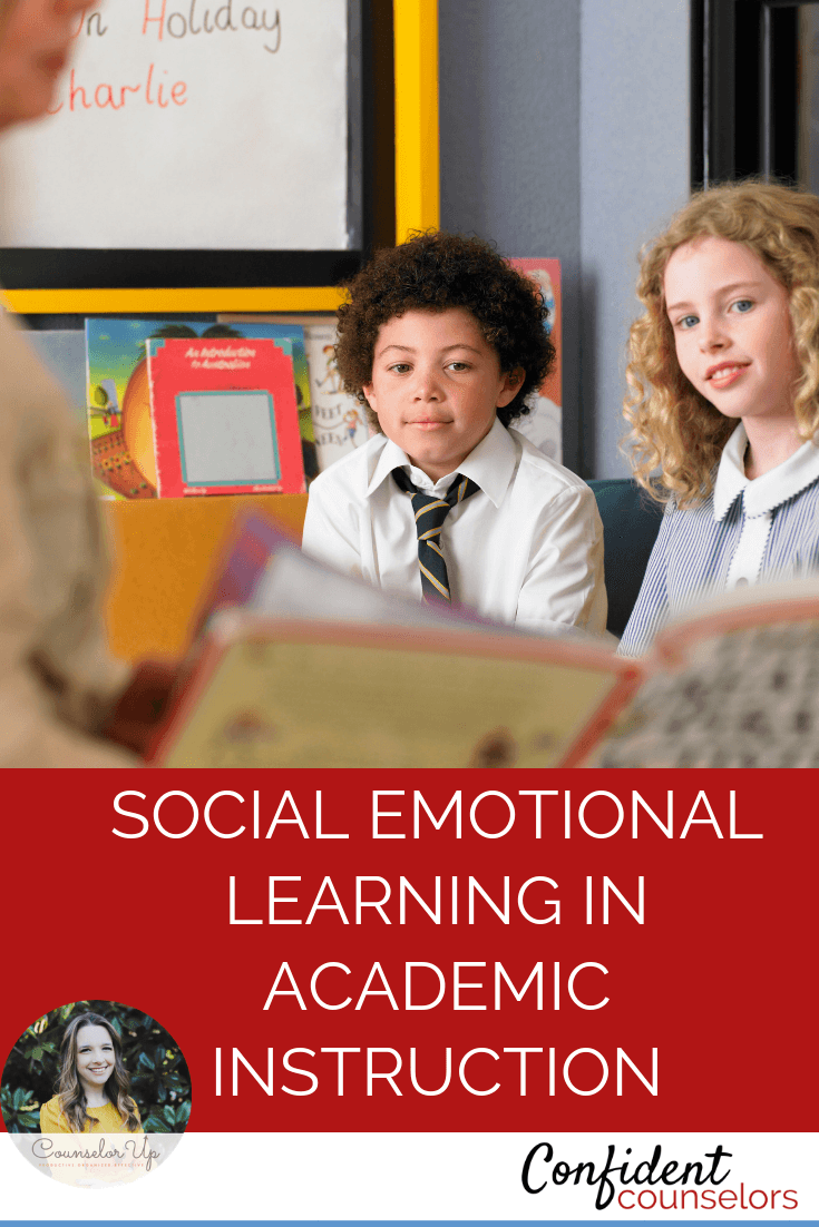 Social emotional learning in academic instruction is having its moment. While counselors have been supporting the whole child and taking a deep look at noncognitive skills, the bandwagon has now officially been joined. If not, here are some ways to increase buy-in. What a great time to be a counselor!