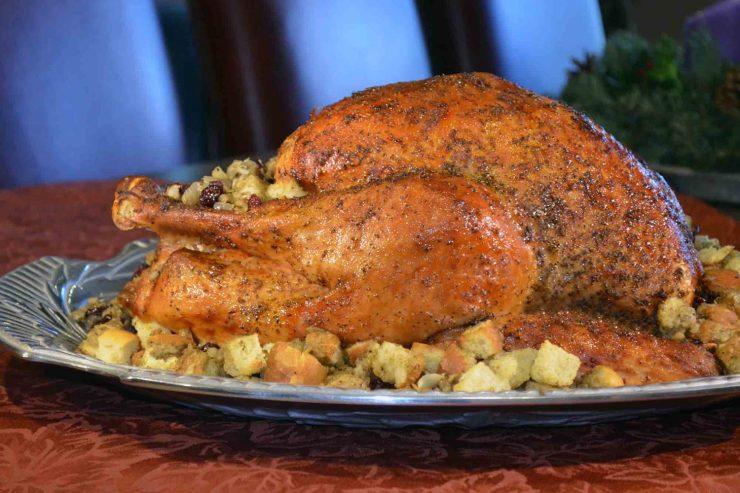 Quick Roast Turkey Recipe-Confident in the Kitchen-Jean Miller