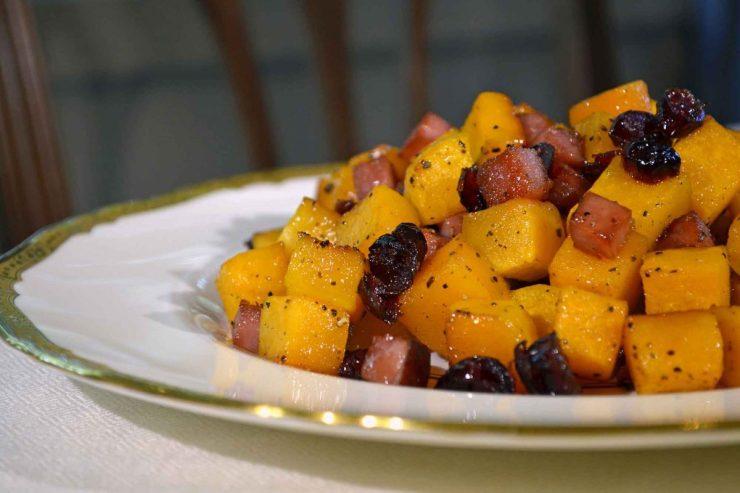 Craisin and Butternut Squash Recipe-Confident in the Kitchen-Jean Miller