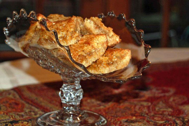 Coconut Bars Recipe-Confident in the Kitchen-Jean Miller