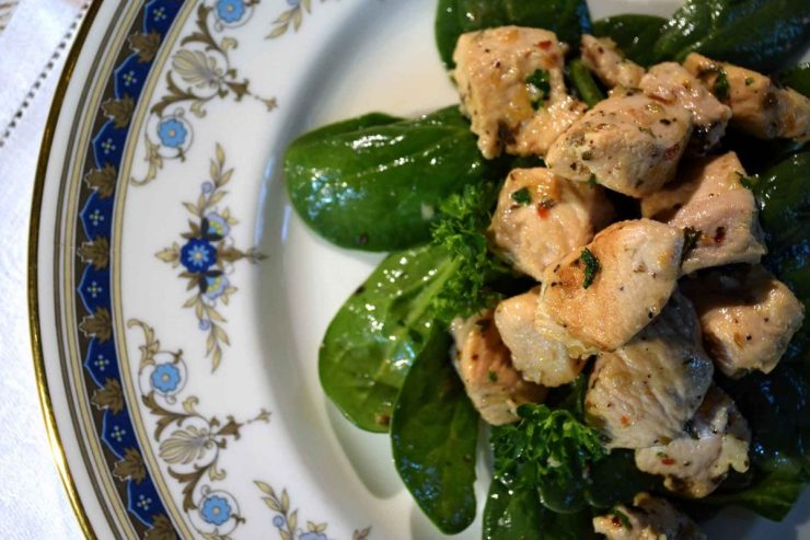 Glazed Chicken Recipe-Confident in the Kitchen-Jean Miller