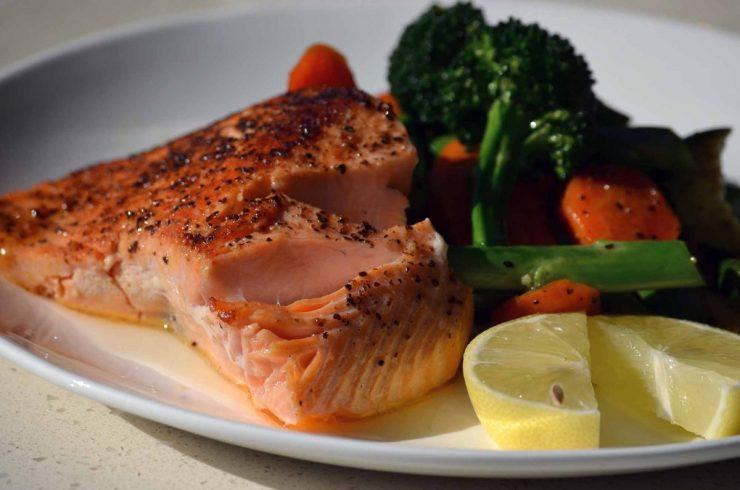 Pan Seared Salmon Recipe-Confident in the Kitchen-Jean Miller