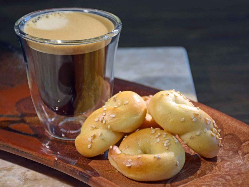 Ka'ak Kaak Bread Recipe-Confident in the Kitchen-Jean Miller
