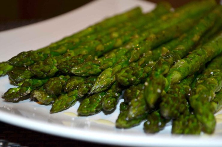 Roasted Asparagus Recipe-Confident in the Kitchen-Jean Miller