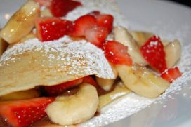 Strawberry Banana Crepes Recipe-Confident in the Kitchen-Jean Miller