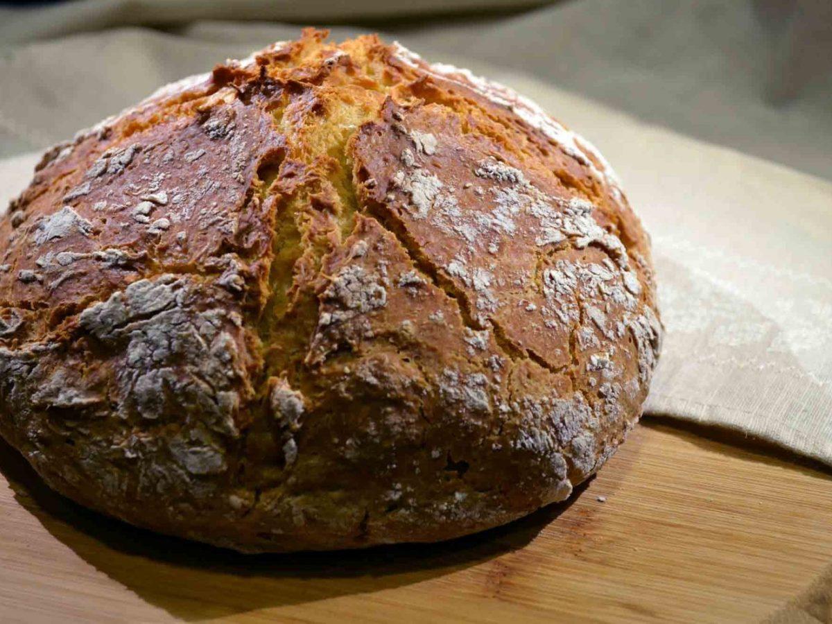Traditional Irish Soda Bread Recipe-Confident in the Kitchen-Jean Miller