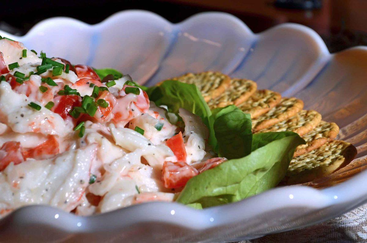 Crab Meat Salad Recipe
