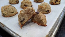Chocolate Chip Cookies GFDF Recipe-Confident in the Kitchen-Jean Miller