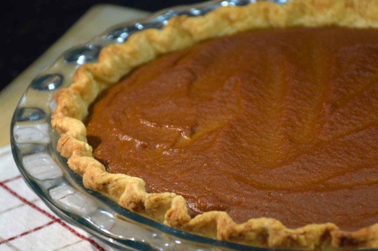 Sweet Potato Pie Recipe-Confident in the Kitchen-Jean Miller