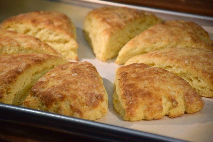 Crusty Biscuits