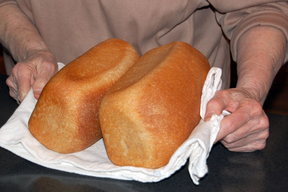 Bread with My Mom