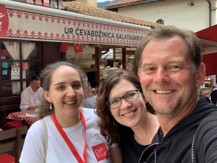 Sarajevo Food Tour with Džana
