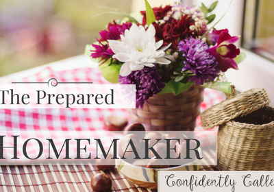 the Prepared Homemaker