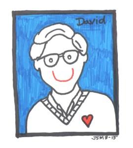 David L. Smith Portrait