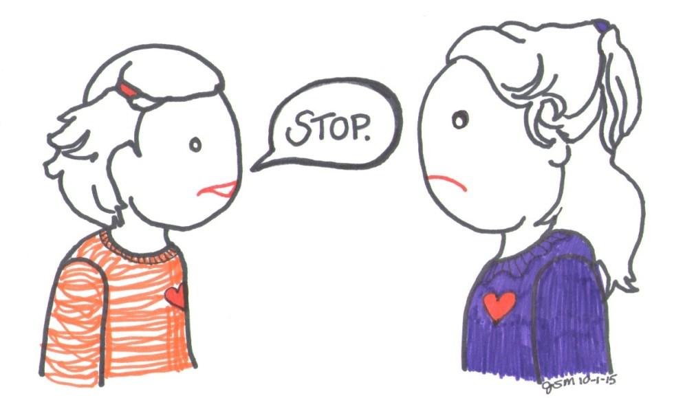 Stop bullying by Jennifer Miller