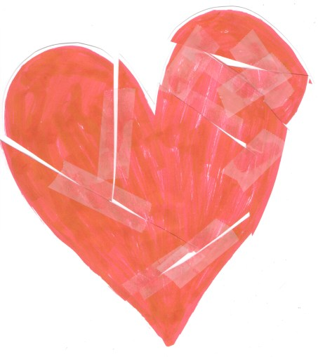Broken Heart by Jennifer Miller