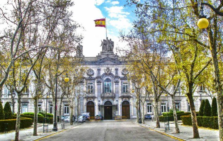 Resultado de imagen de tribunal supremo español sala de lo civil