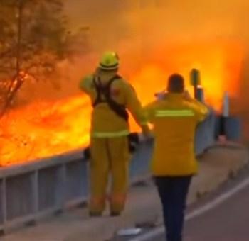 incendios eeuu california