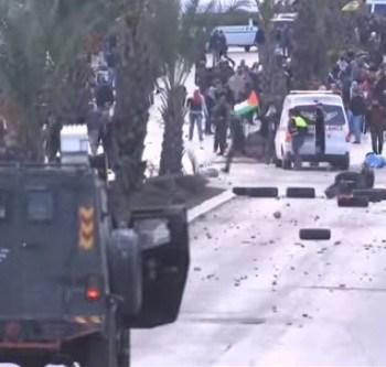 manifestaciones Cisjordania