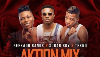 MIXTAPE: Dj Ken - Aktion Mix (Makossa Version) ft Awilo, Arafat